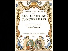 Erotic Art of George Barbier 4 - Les Liaisons Dangereuses