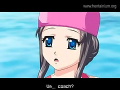 New 2011 hot erotic story about Makoto the swimming coach and the beautiful sportswomen