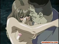 Japanese hentai bigtits hardcore sex with big ghetto anime