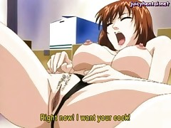 Lecherous hentai chiquitas with lustful tacos do some sexy sixty-nine action