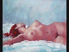Erotic Paintings of Renata Brzozowska