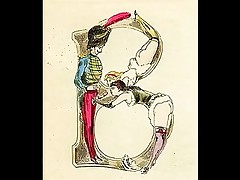 The Erotic Alphabet of Joseph Apoux